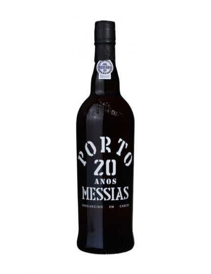 Une bouteille de Messias Tawny 20 Ans