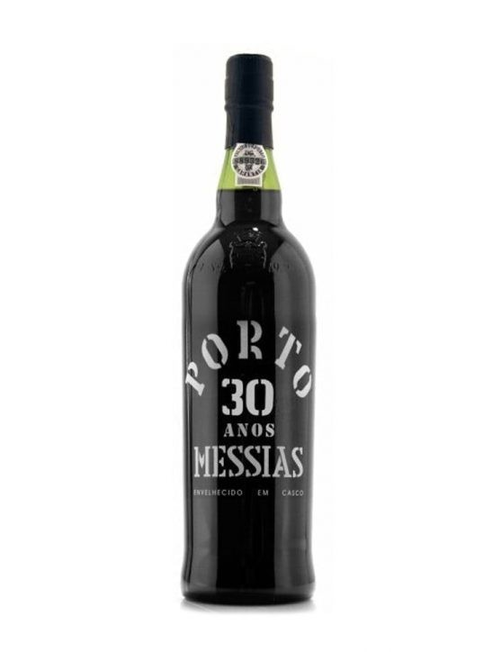 A Bottle of Messias 30 Years Tawny
