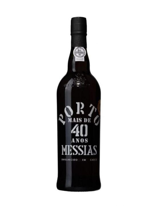 A Bottle of Messias + 40 Years