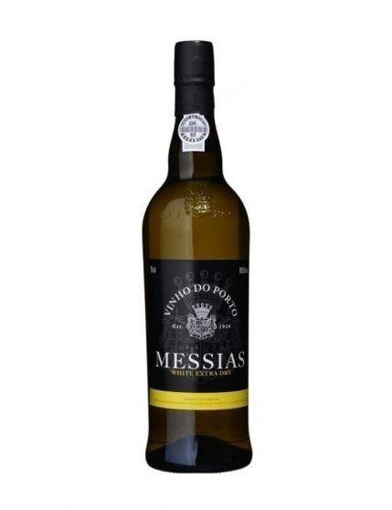 Une bouteille de Messias Extra Dry Blanc