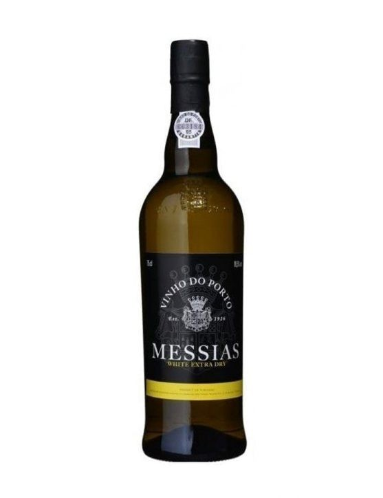 A Bottle of Messias Extra Dry White