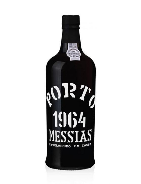 A Bottle of Messias Harvest 1964