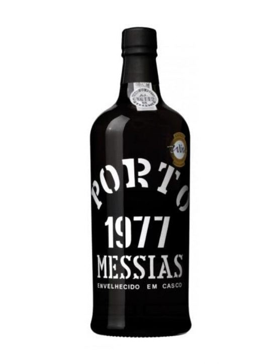 A Bottle of Messias Harvest 1977