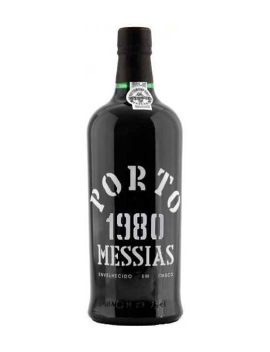 A Bottle of Messias Harvest 1980