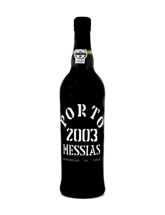 A Bottle of Messias Harvest 2003