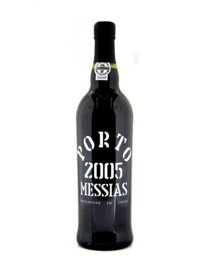 A Bottle of Messias Harvest 2005
