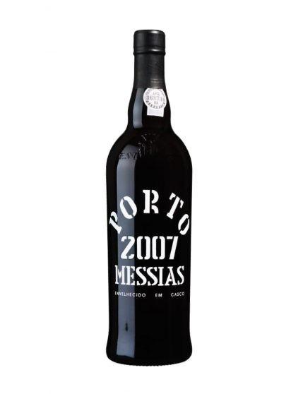 Une bouteille de Messias Récolte 2007