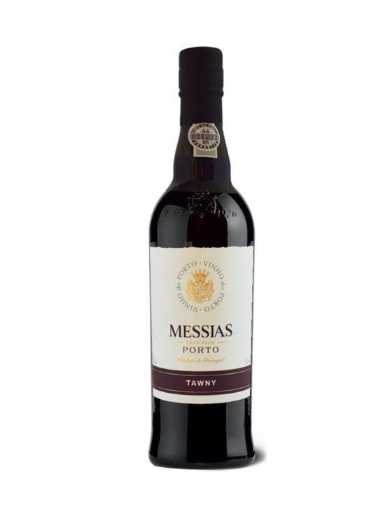 Eine Flasche Messias Tawny (1L)