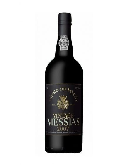 A Bottle of Messias Vintage 2007