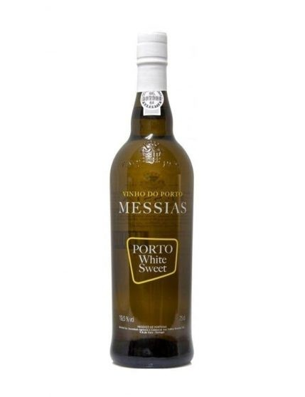 A Bottle of Messias White Sweet
