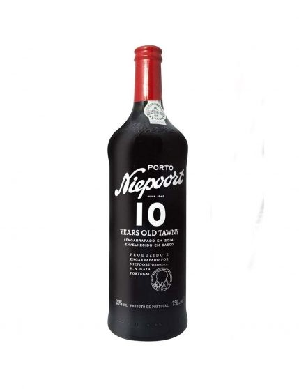 A Bottle of Niepoort Tawny 10 Years 37.5cl