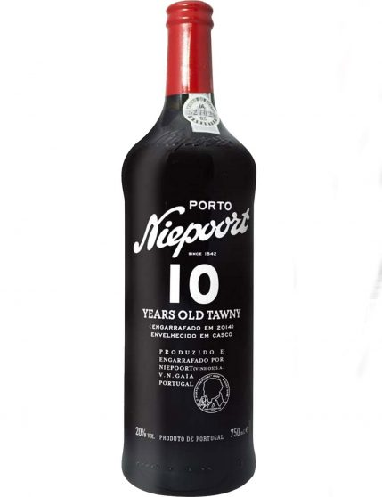 A Bottle of Niepoort Tawny 10 Years
