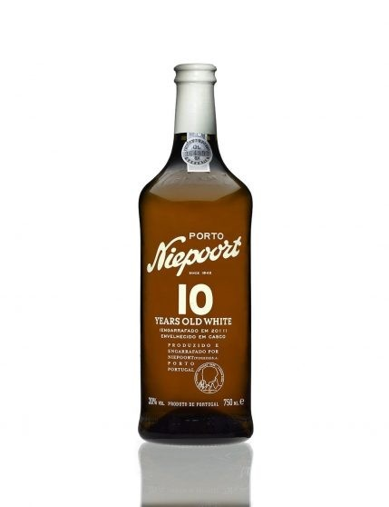 A Bottle of Niepoort 10 Years White 37.5cl