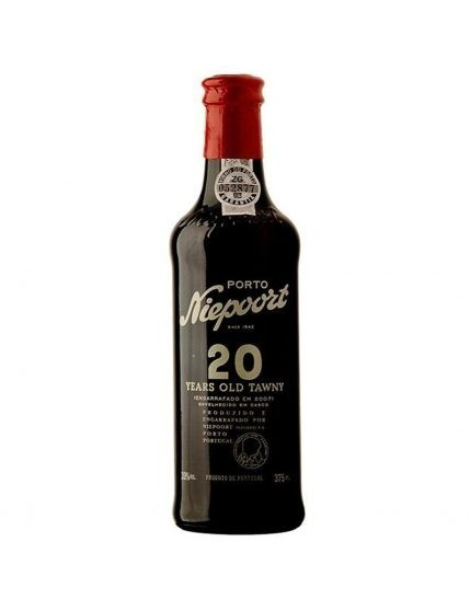 A Bottle of Niepoort 20 Years Tawny 37.5 CL