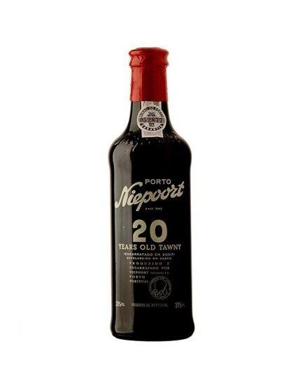 Une bouteille de Niepoort 20 Ans Tawny 37.5cl Porto