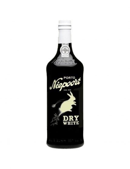 A Bottle of Niepoort Dry White Rabbit 37.5cl Port Wine