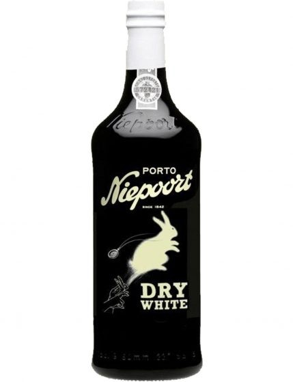 A Bottle of Niepoort Dry White Rabbit