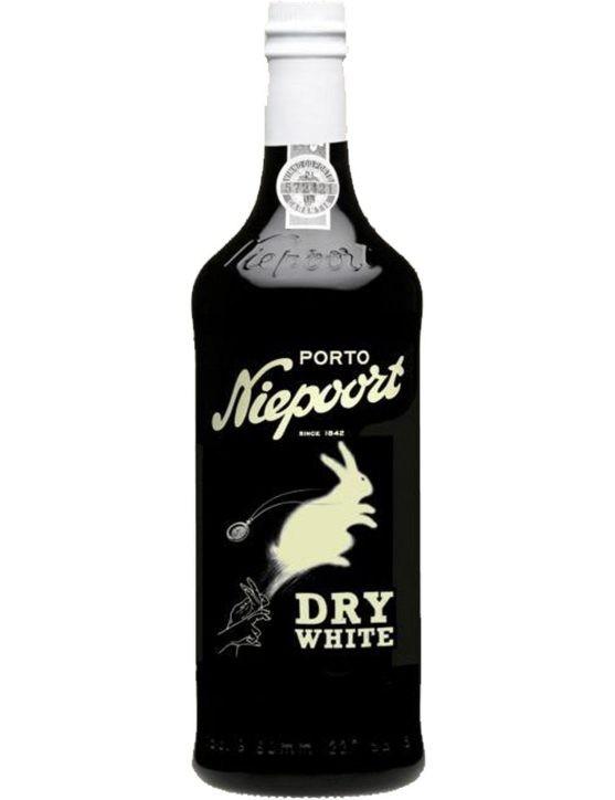 Uma Garrafa de Niepoort Porto Dry White Rabbit
