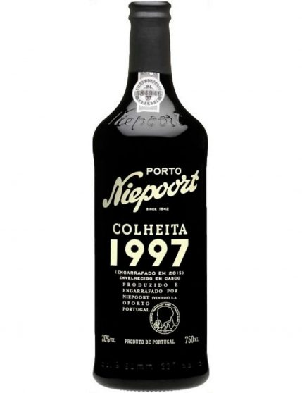 A Bottle of Niepoort Harvest 1997 1