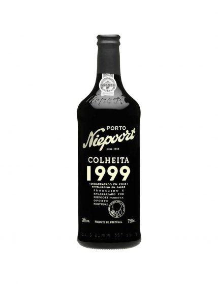 A Bottle of Niepoort Harvest 1999 37.5cl