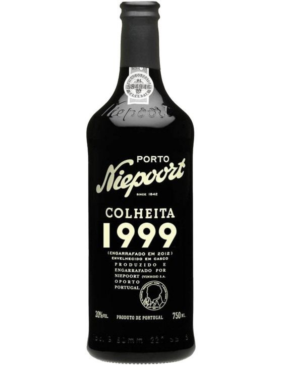 A Bottle of Niepoort Harvest 1999