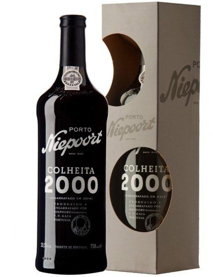A Bottle of Niepoort Harvest 2000