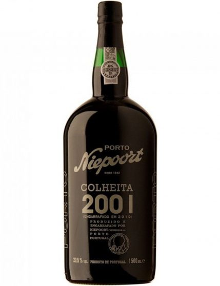 A Bottle of Niepoort Harvest 2001 1.5l