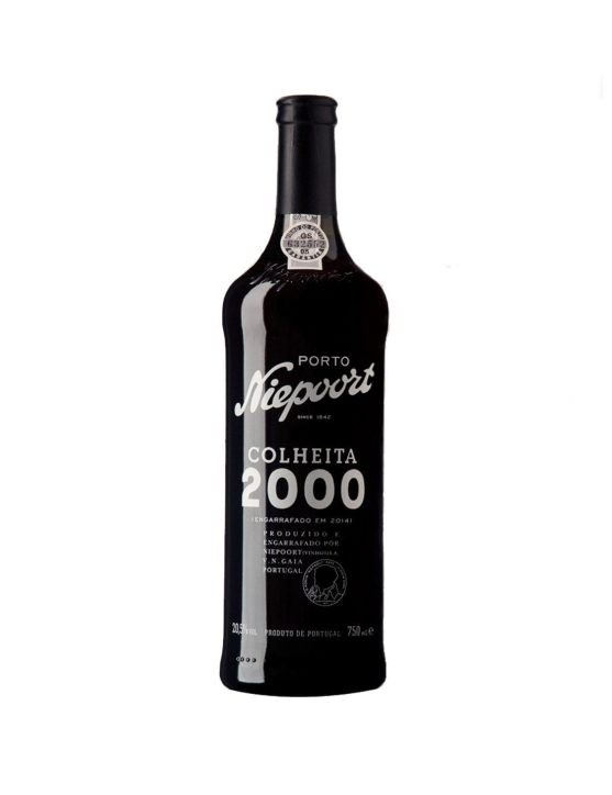 A Bottle of Niepoort Harvest 2000 37.5cl