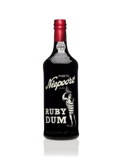 A Bottle of Niepoort Ruby Dum 37.5cl