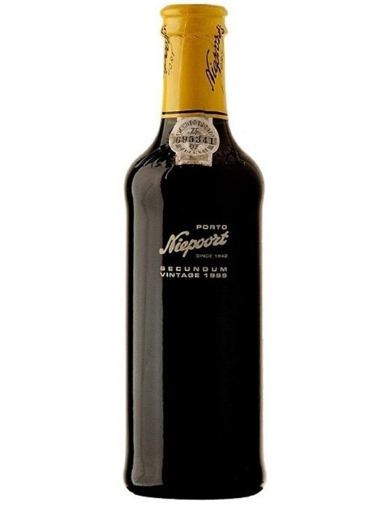 A Bottle of Niepoort Secundum Vintage 1999 1.5l Port