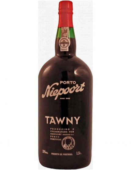 A Bottle of Niepoort Tawny 1