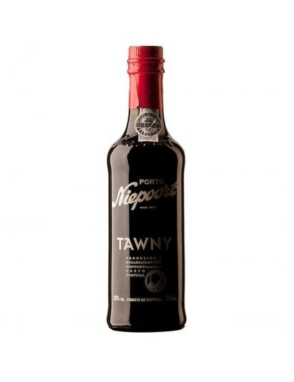 A Bottle of Niepoort Tawny 37.5cl