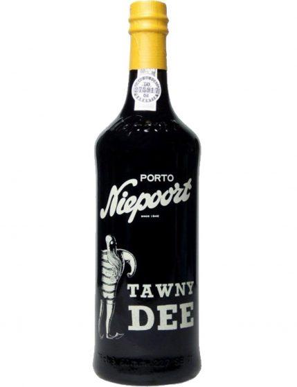 A Bottle of Niepoort Tawny Dee Port Wine