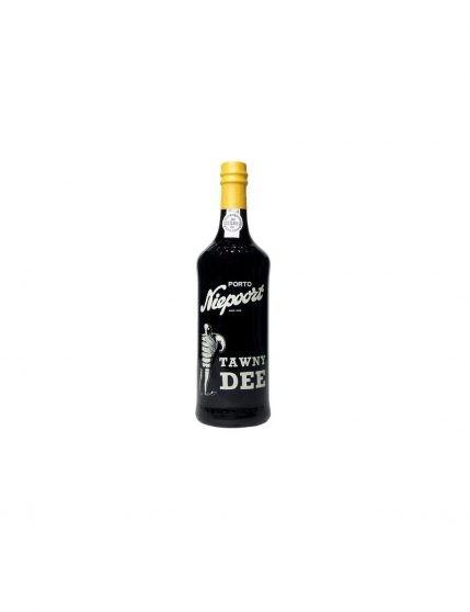 Une bouteille de Niepoort Tawny Dee 5cl Porto