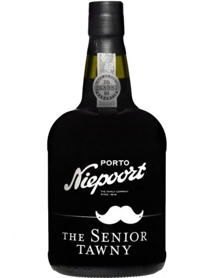 A Bottle of Niepoort The Senior Tawny