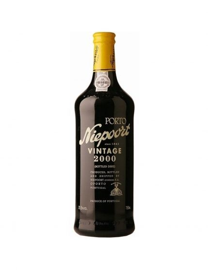 A Bottle of Niepoort Vintage 2000 37.5cl