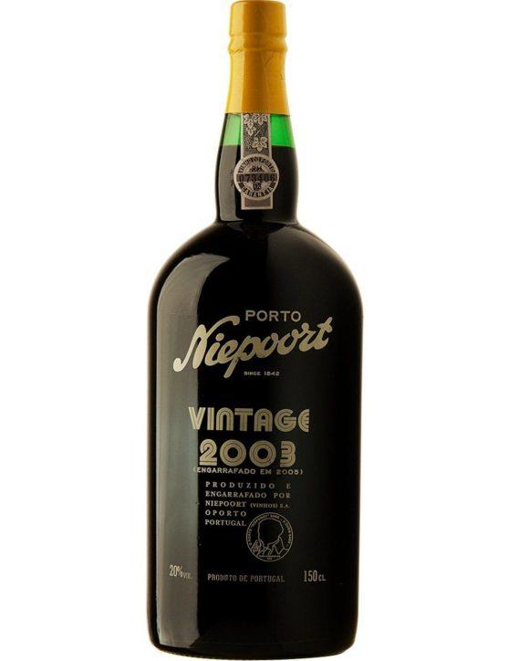 Uma Garrafa de Niepoort Porto Vintage 2003 1.5l
