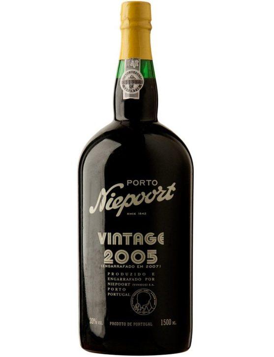 Uma Garrafa de Niepoort Porto Vintage 2005 1.5l