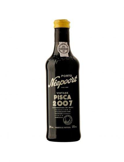 Une bouteille de Niepoort Vintage 2007 Pisca 37.5cl Porto