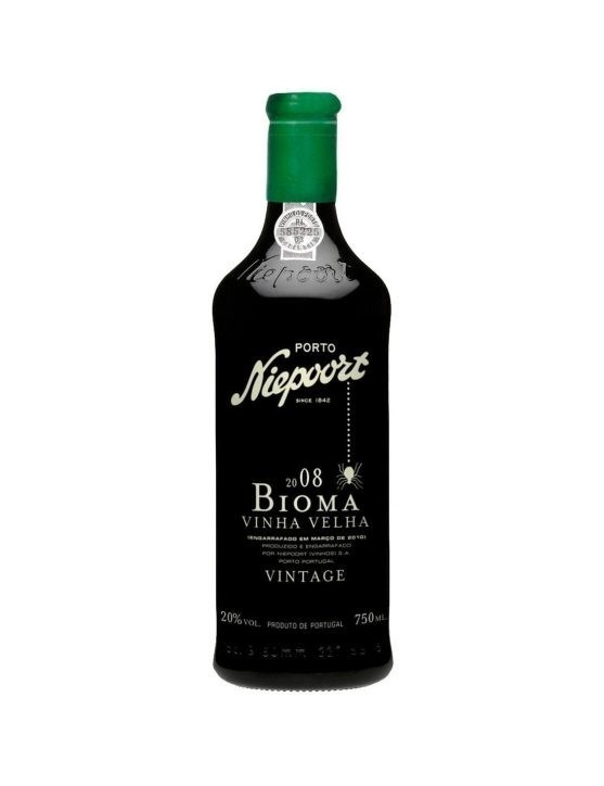 A Bottle of Niepoort Vintage 2008 Bioma 37.5cl