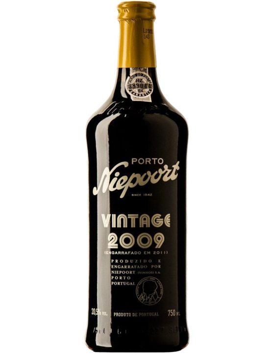 A Bottle of Niepoort Vintage 2009 1.5l Port Wine