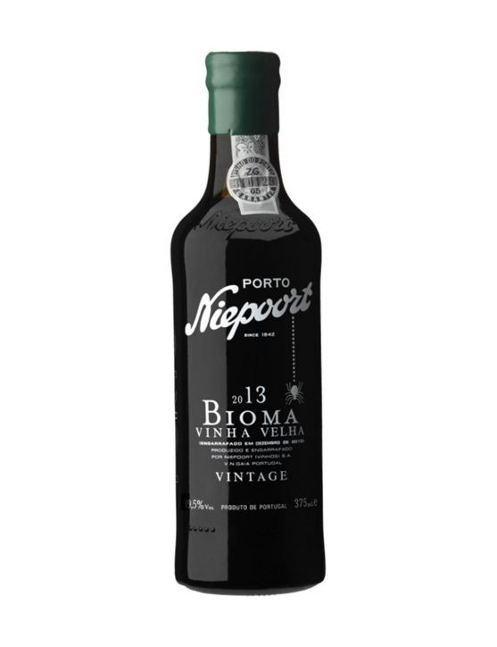 A Bottle of Niepoort Vintage Bioma 2013 75 cl