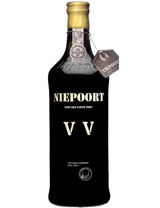 A Bottle of Niepoort VV Very Old Port Tawny