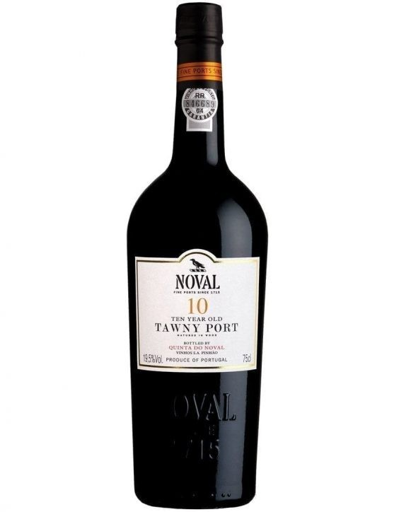 A Bottle of Quinta do Noval Tawny 10 Years