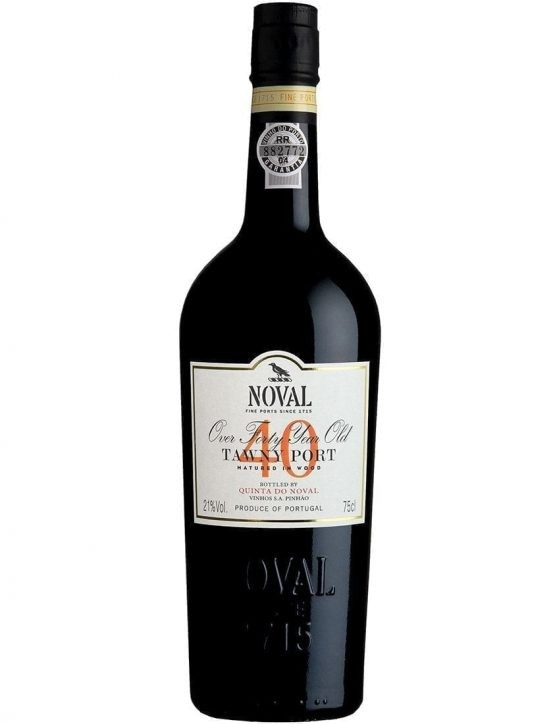 A Bottle of Quinta do Noval Tawny 40 Years