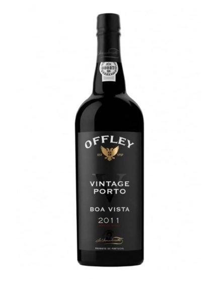 Une bouteille de Offley Boa Vista Vintage 2011 Porto