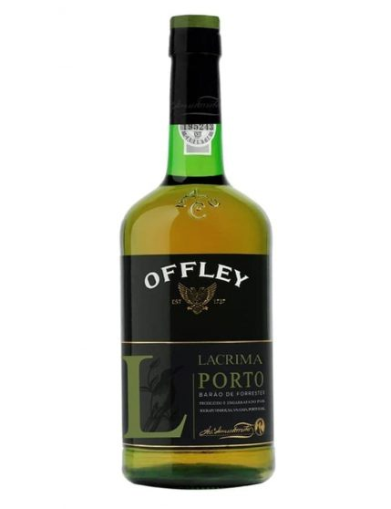 A Bottle of Offley Lágrima