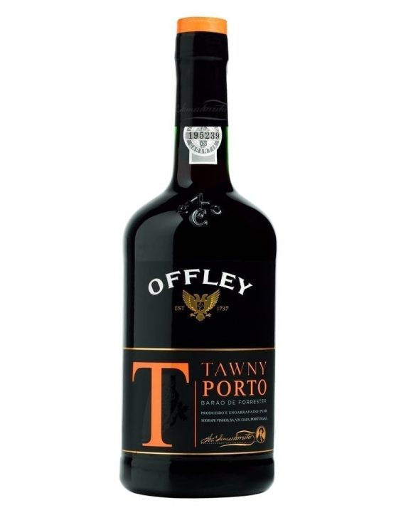 A Bottle of Offley Tawny Port Wine