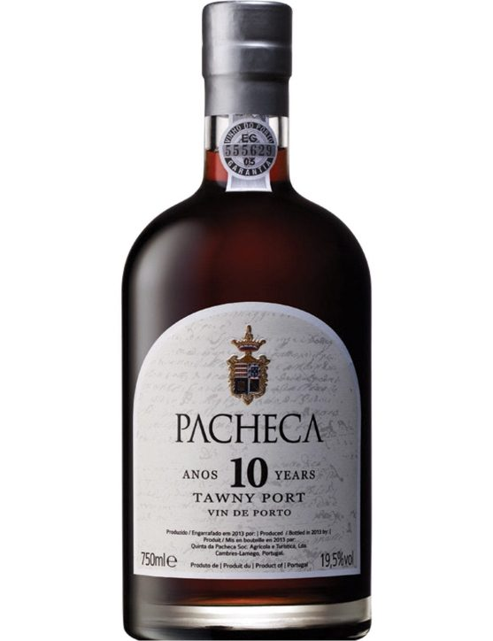 A Bottle of Quinta da Pacheca Tawny 10 Years