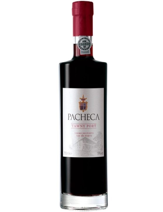 A Bottle of Quinta da Pacheca Port Tawny